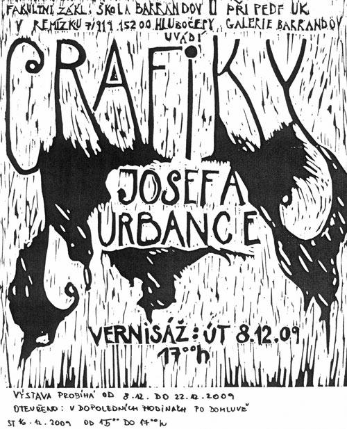 Josef Urbanec: Grafiky
