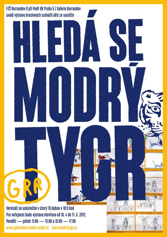 Filmová společnost Negativ aČT: Hledá se Modrý tygr
