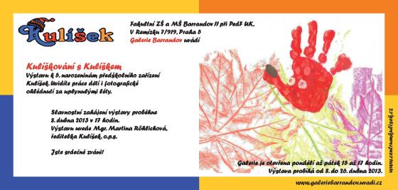 Předškolní zařízení Kulíšek : Výstava prací dětí