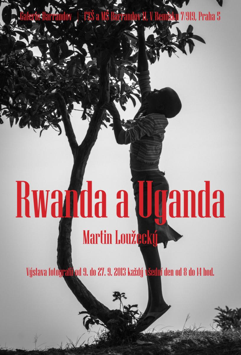 Martin Loužecký: Rwanda a Uganda