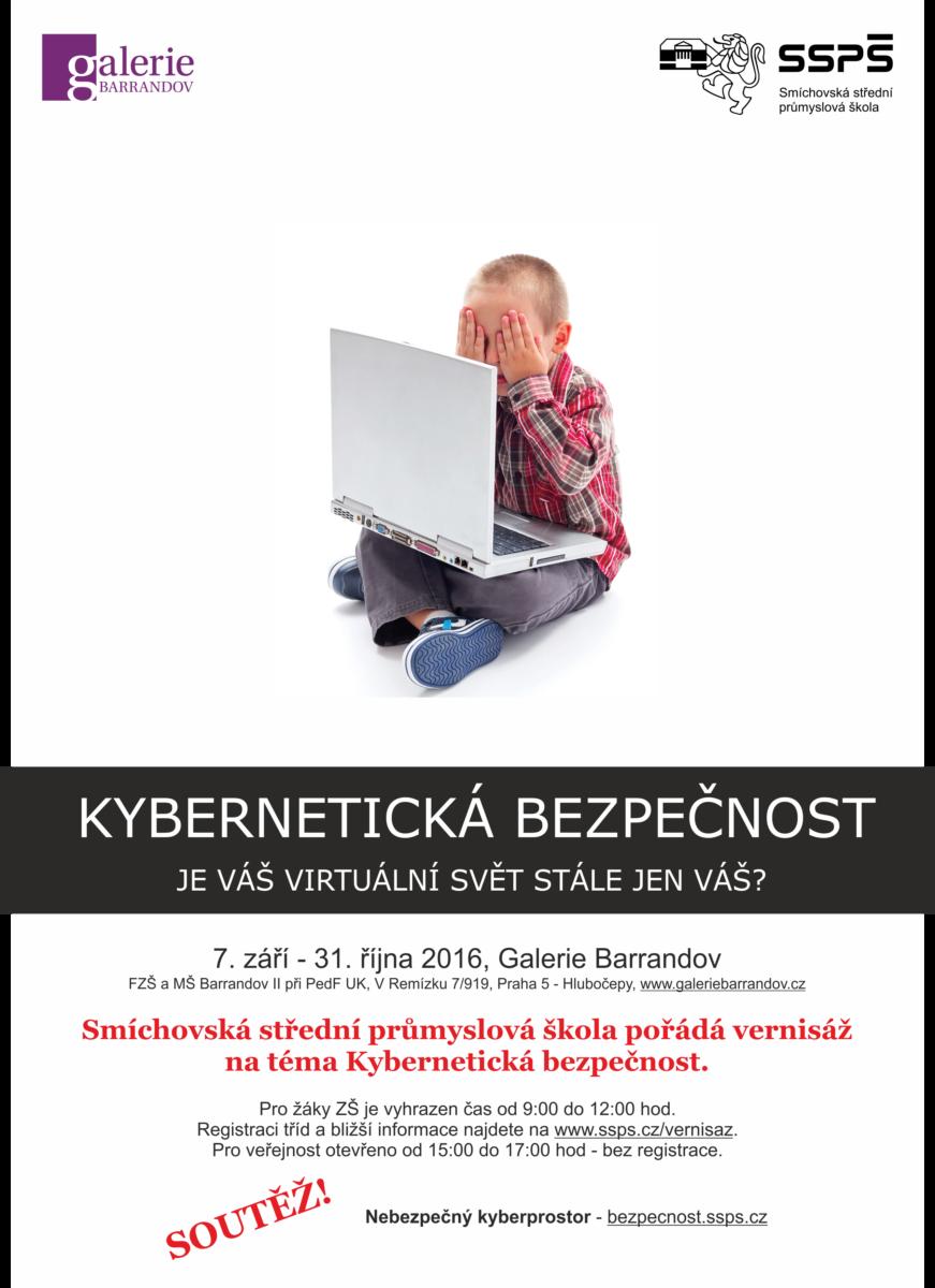 Střední Smíchovská škola: Kybernetická bezpečnost