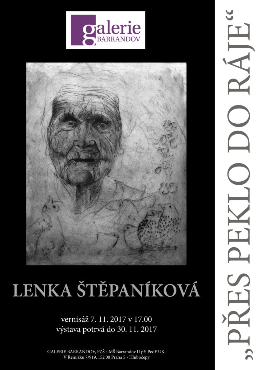 Lenka Štepaníková: Přes peklo do ráje