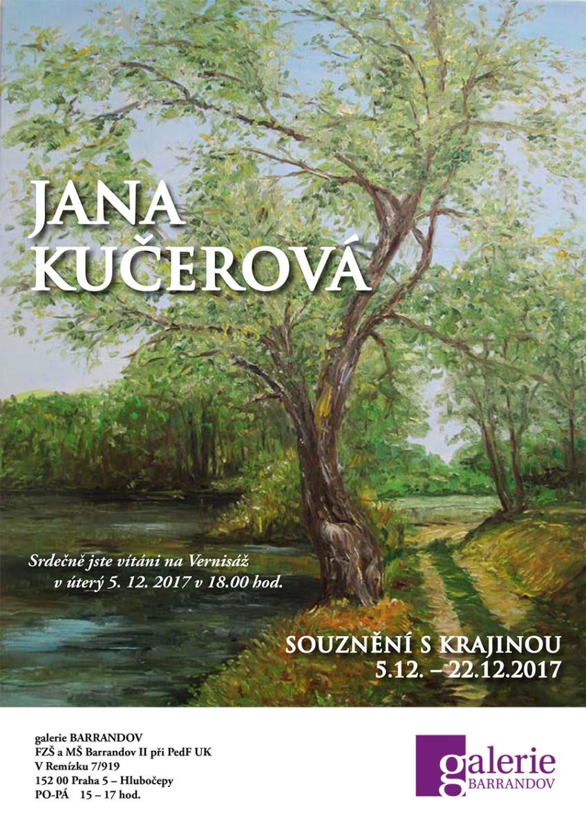 Jana Kučerová: Souznění s krajinou
