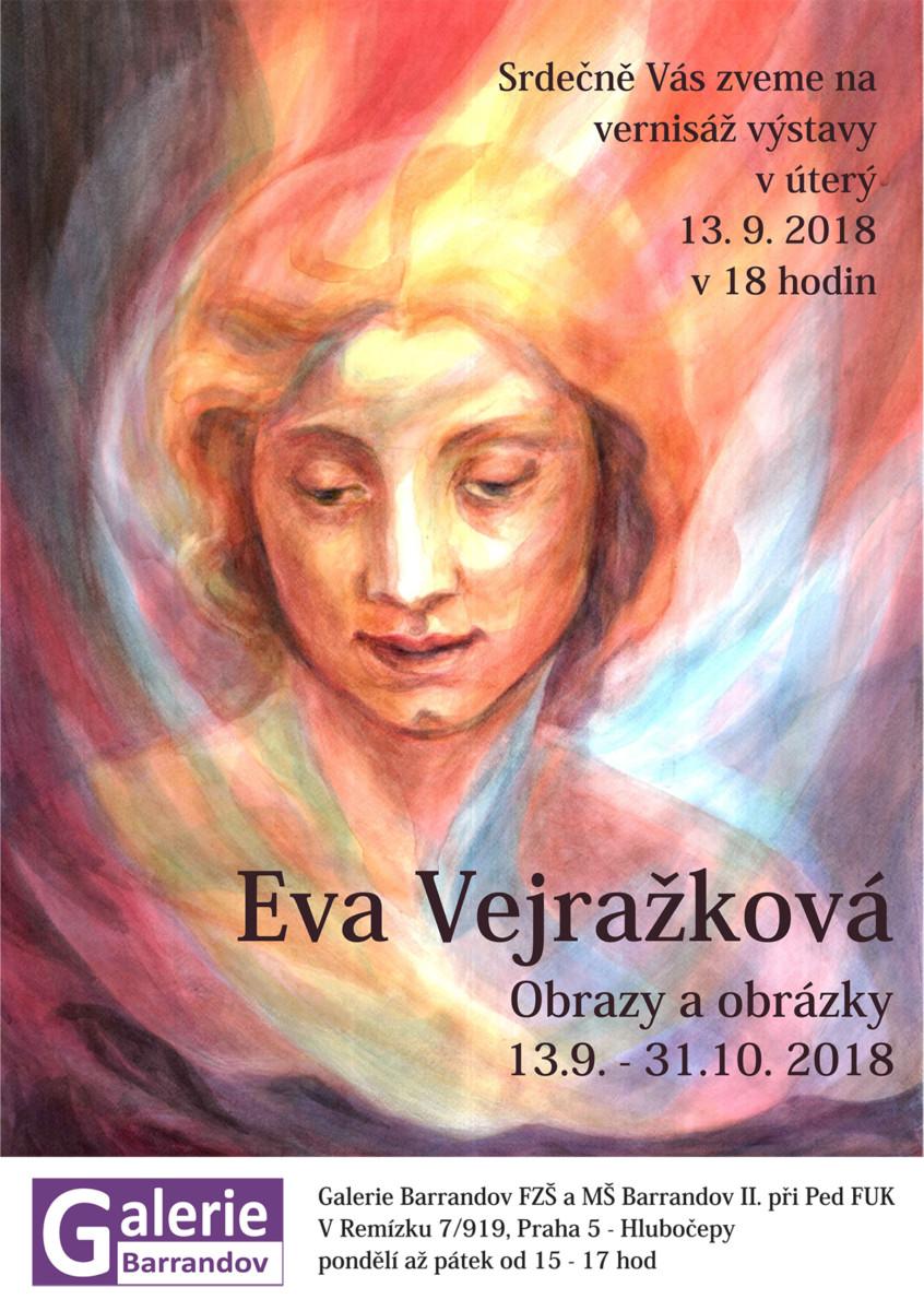 Eva Vejražková: Obrazy a obrázky